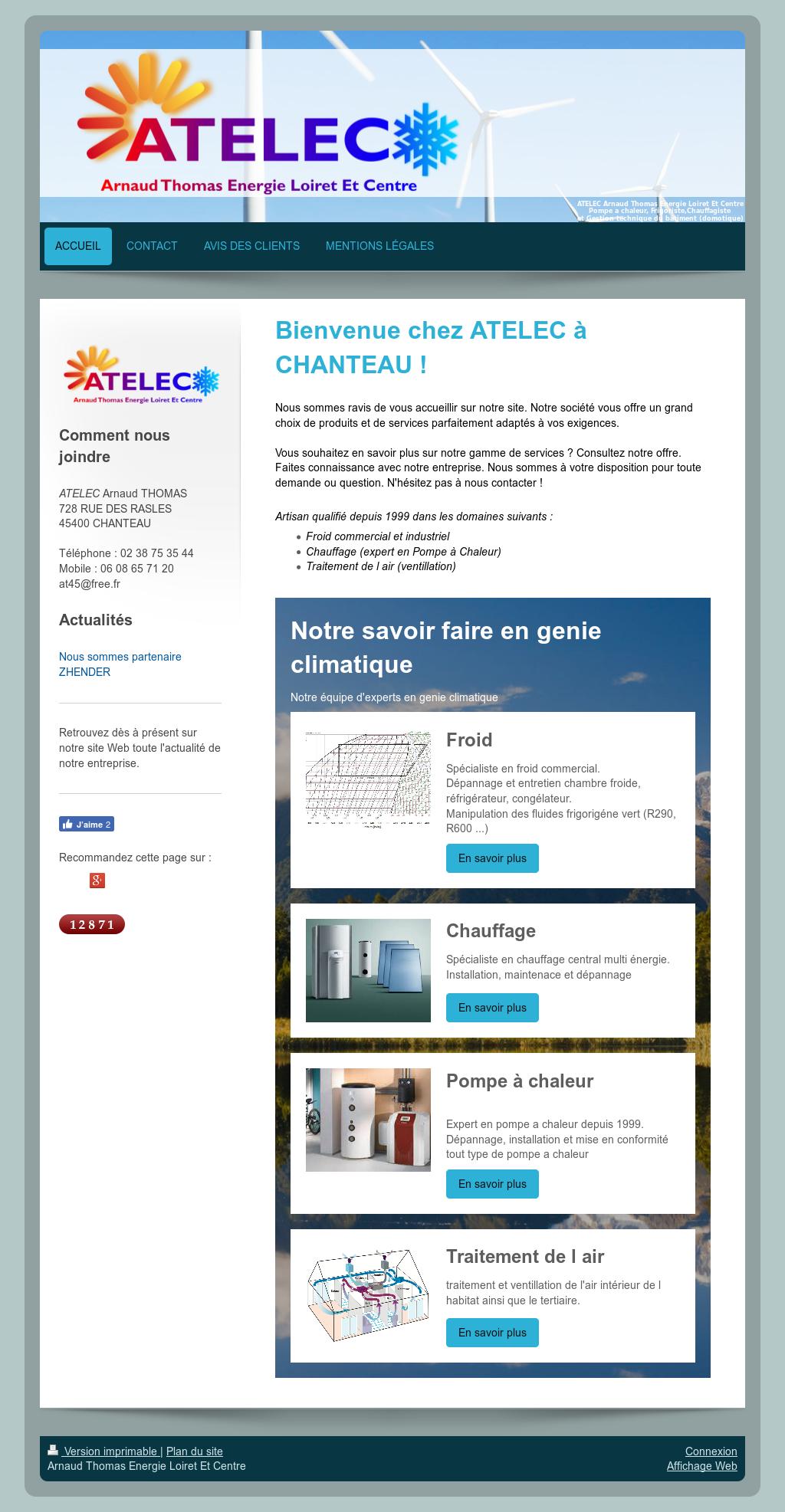Artisan Qualifié Du Batiment atelec competitors, revenue and employees - owler company