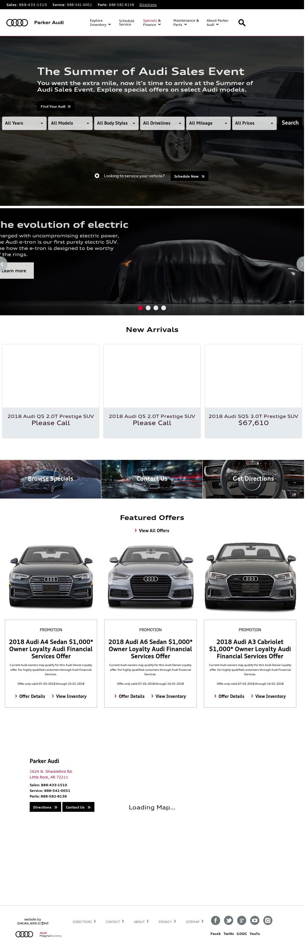 Parker Audi Competitors Revenue And Employees Owler Company Profile - Parker audi