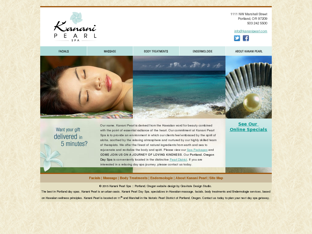 Kanani Pearl Spa Competitors, Revenue and Employees - Owler Company