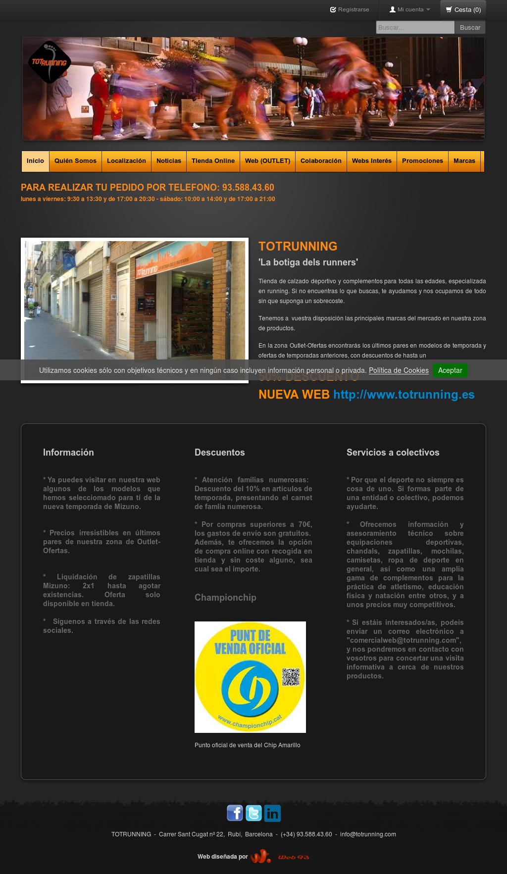 Tienda de deportes online Intersport | Envío gratuitos
