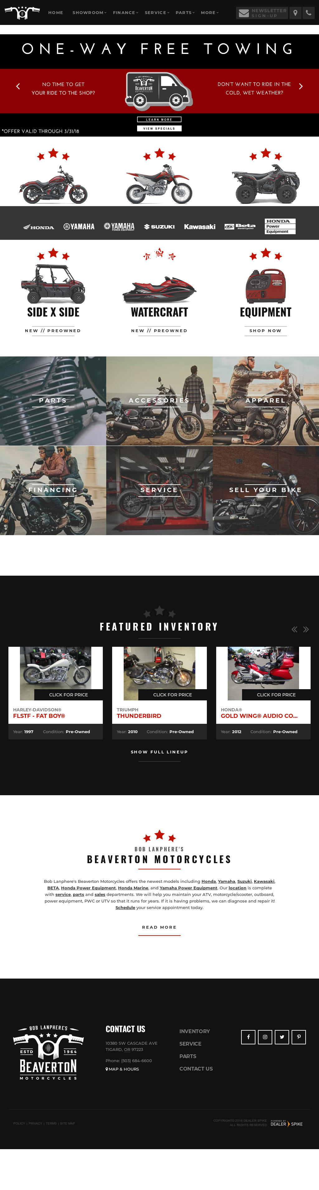 Beavertonmotorcycles Competitors, Revenue and Employees - Owler