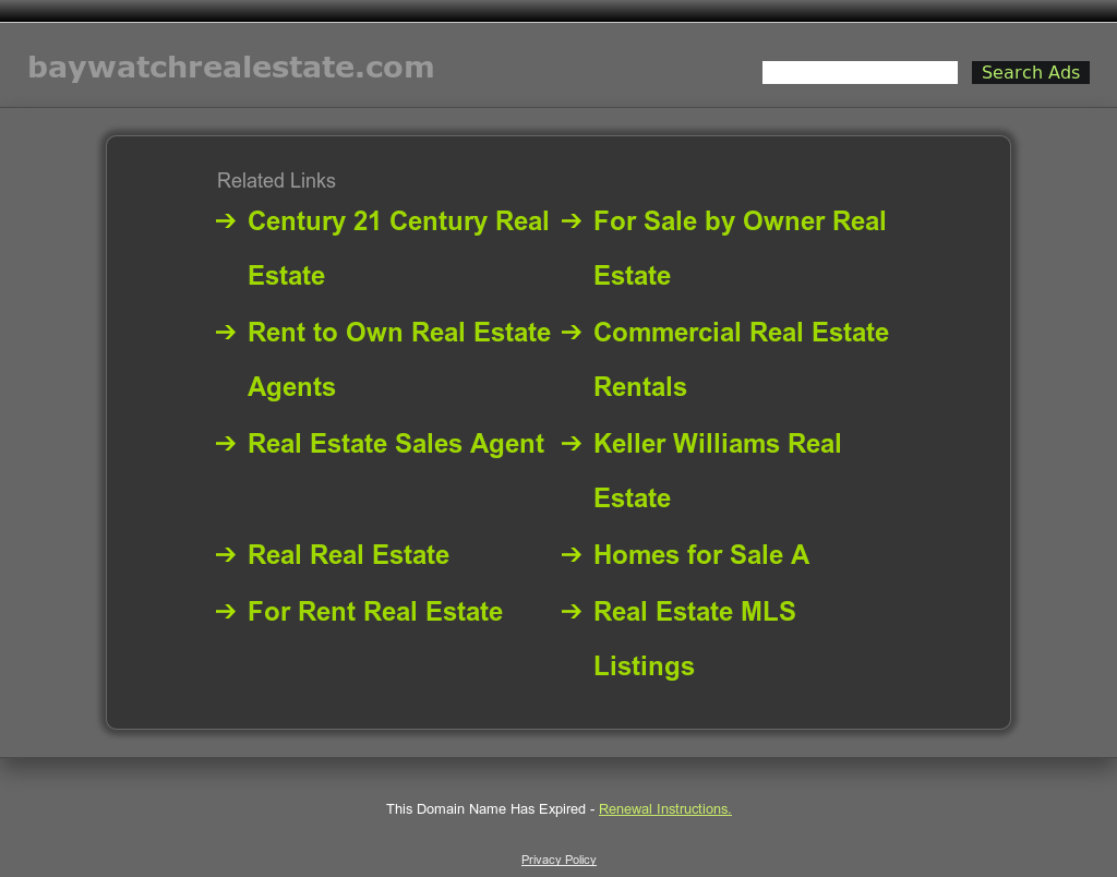 real estate company profile pdf