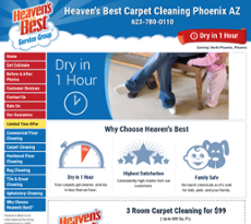 Heaven's Best Carpet Cleaning Phoenix Competitors, Revenue and Employees - Owler Company Profile