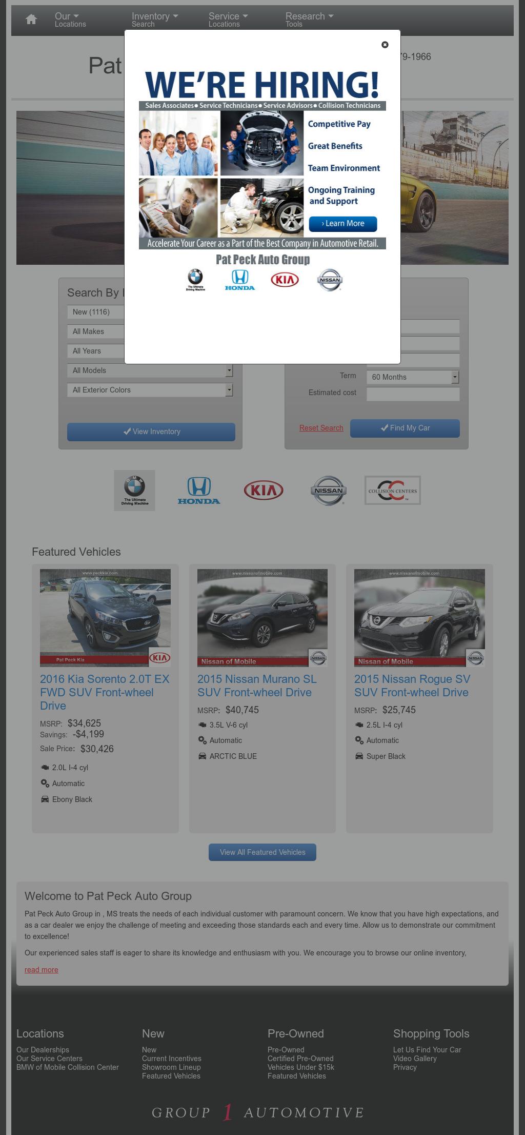 Owler Reports - Pat Peck Auto Group Blog New Nissan Maxima