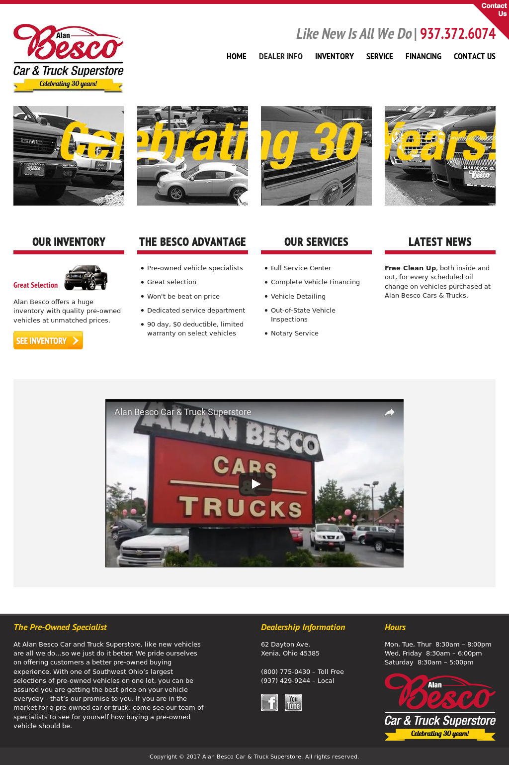 Alan Besco Car Truck Super Compeors Revenue And Employees Owler Company Profile