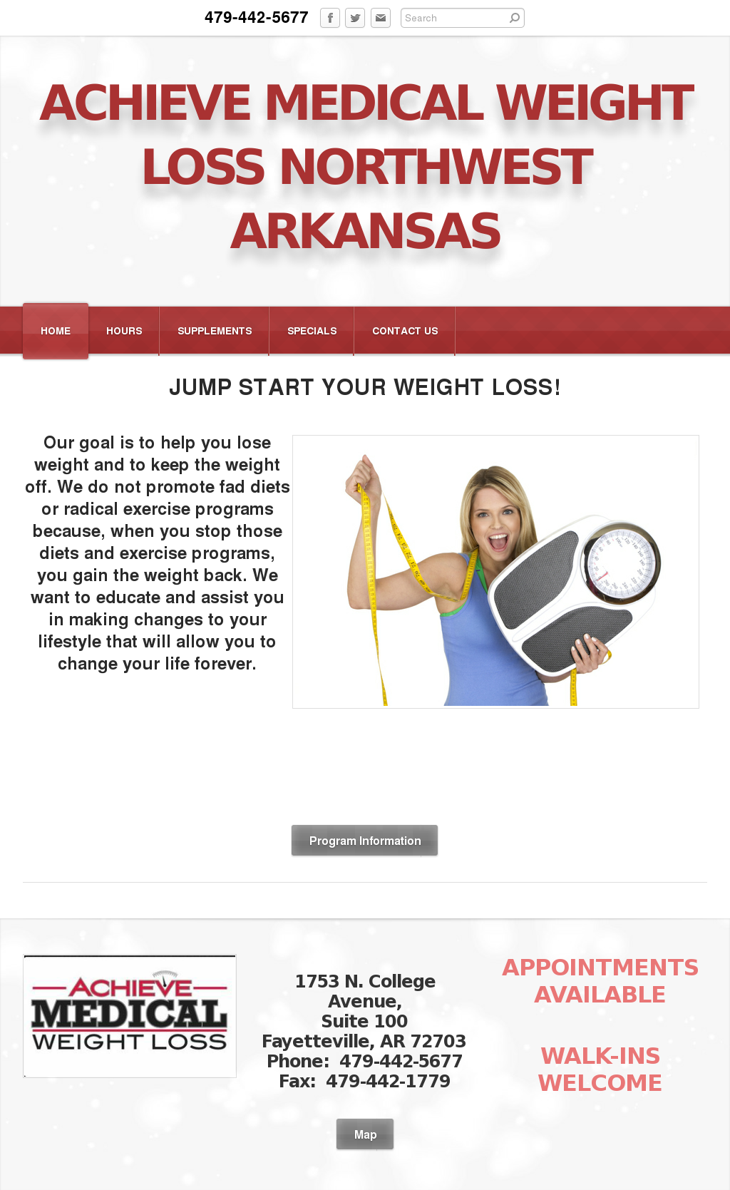 Achieve Medical Weight Loss Nwa Competitors Revenue And Employees