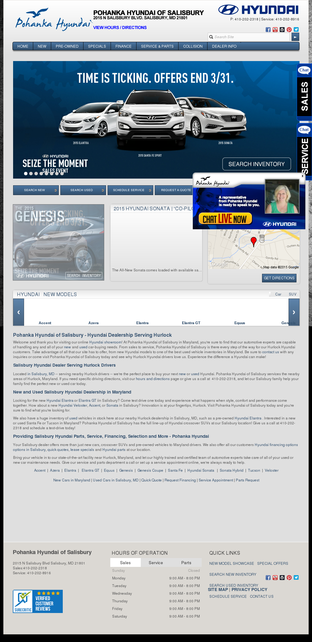 Pohanka Hyundai Of Salisbury Competitors, Revenue And Employees   Owler  Company Profile