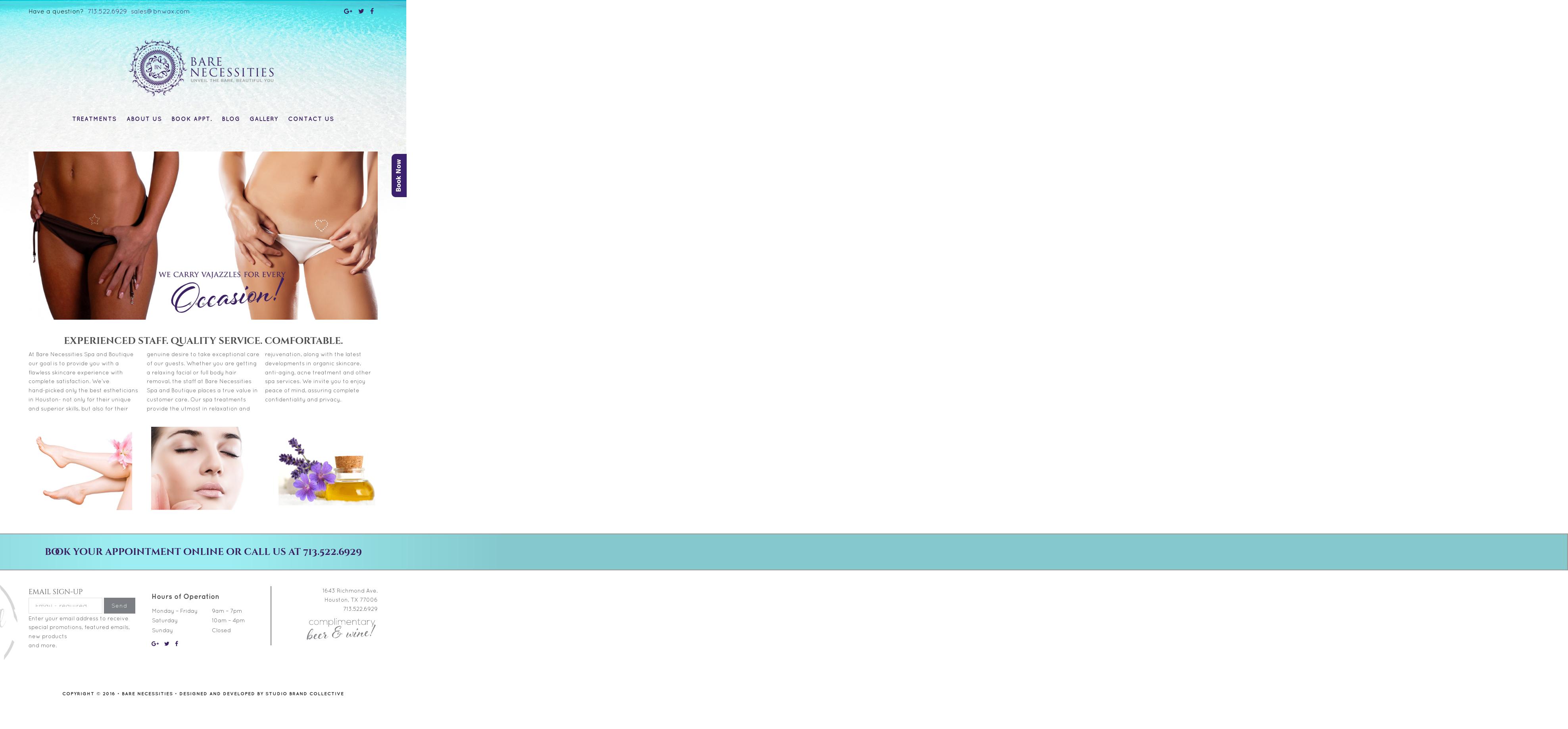 134969b4e34 Bare Necessities Spa & Boutique Competitors, Revenue and Employees - Owler  Company Profile