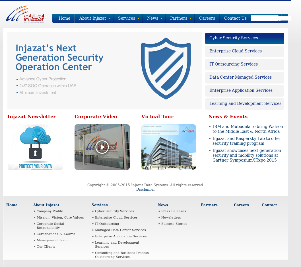 Injazat Competitors, Revenue and Employees - Owler Company