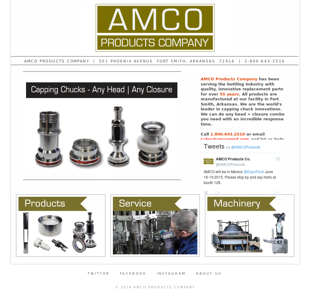 Amcoprod Competitors, Revenue and Employees - Owler Company Profile