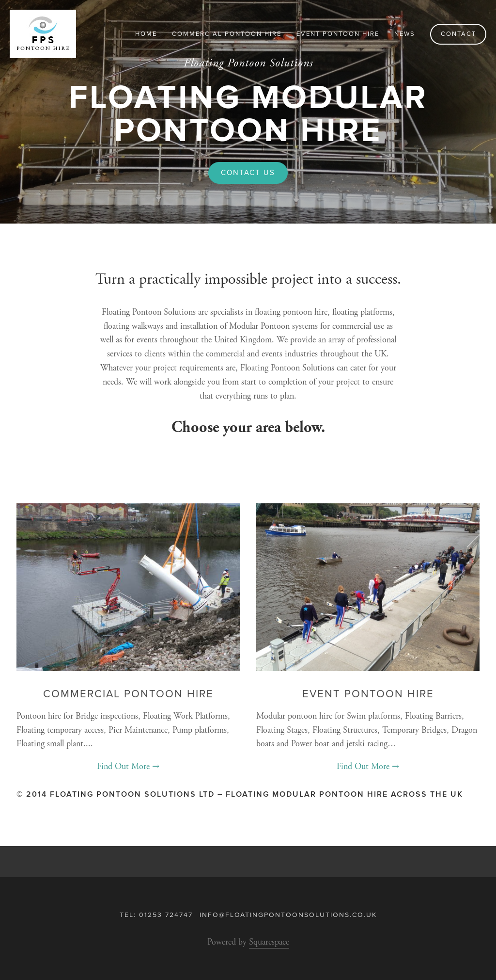 Floating Pontoon Solutions Competitors, Revenue and Employees