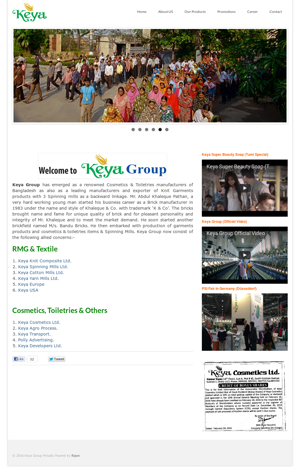 Keya Group Competitors, Revenue and Employees - Owler