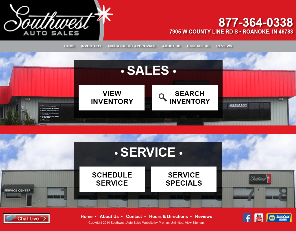 Southwest Auto S Compeors Revenue And Employees Owler Company Profile