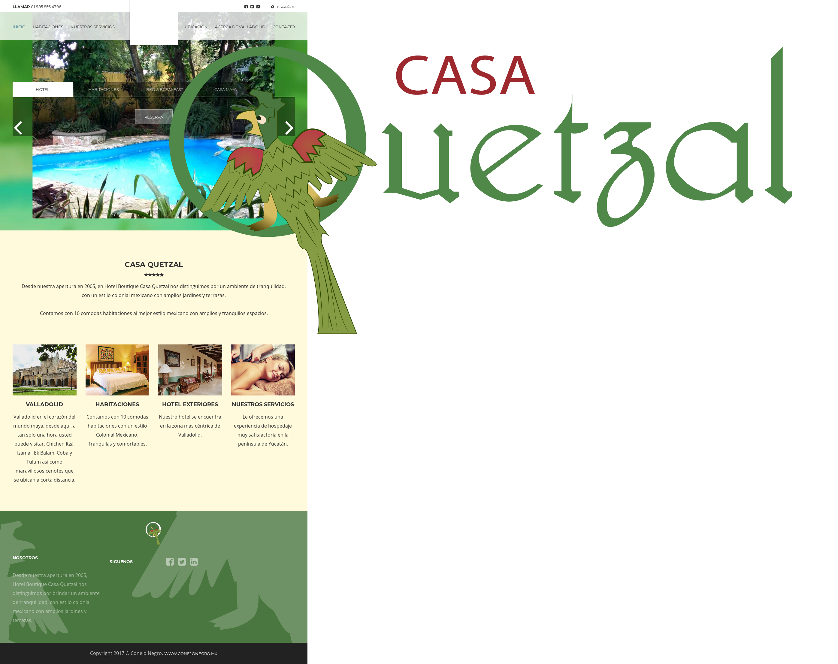Casa Quetzal Valladolid Competitors Revenue And Employees