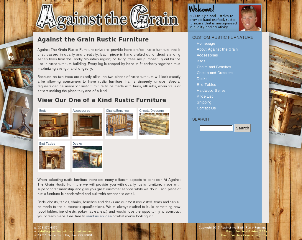 Against The Grain Rustic Furniture Compeors Revenue And Employees Owler Company Profile