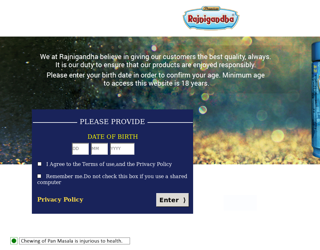 Rajnigandha Competitors, Revenue and Employees - Owler Company Profile