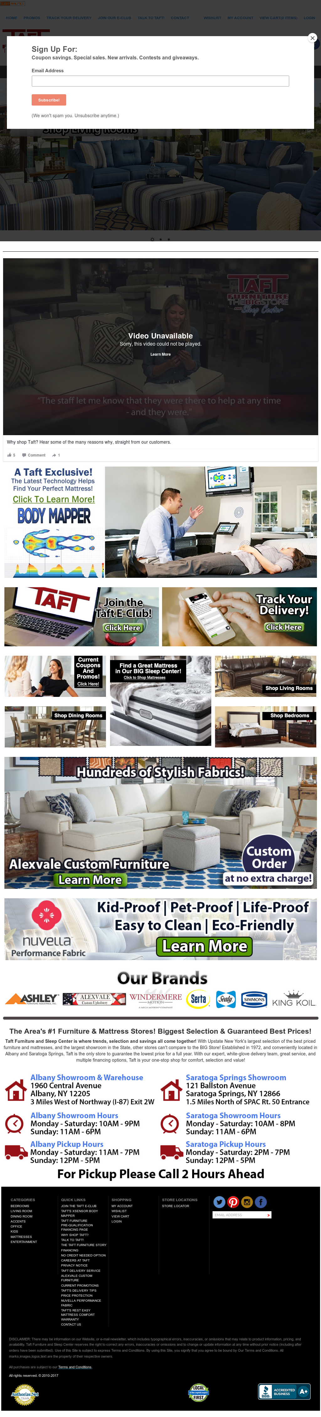 Taft Furniture Competitors Revenue and Employees Owler Company