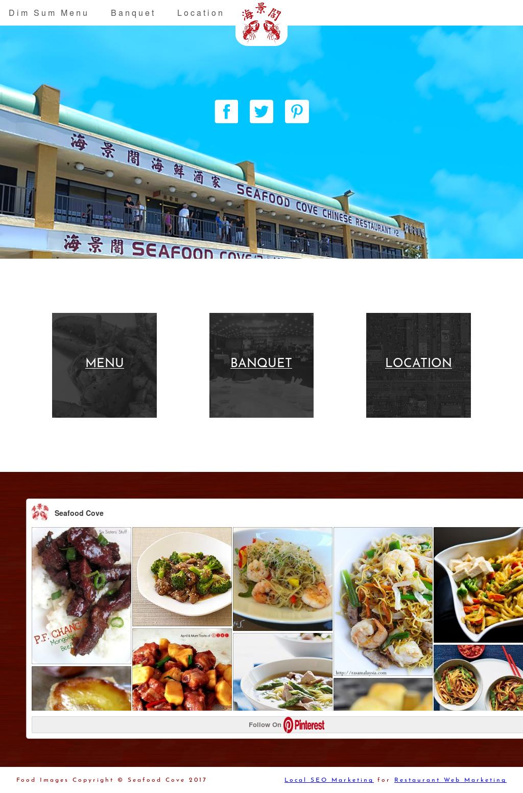 Seafood Cove #2 Competitors, Revenue ...
