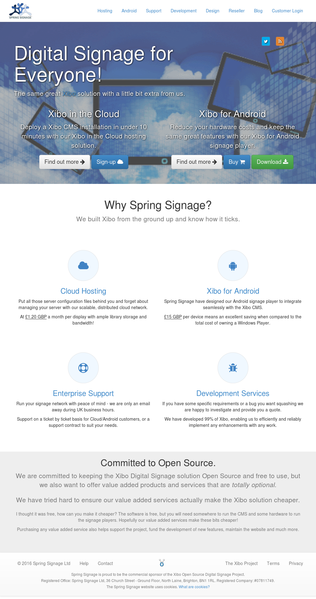 Spring Signage Competitors, Revenue and Employees - Owler