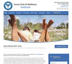 Texas Vein Wellness Insute Compeors Revenue And