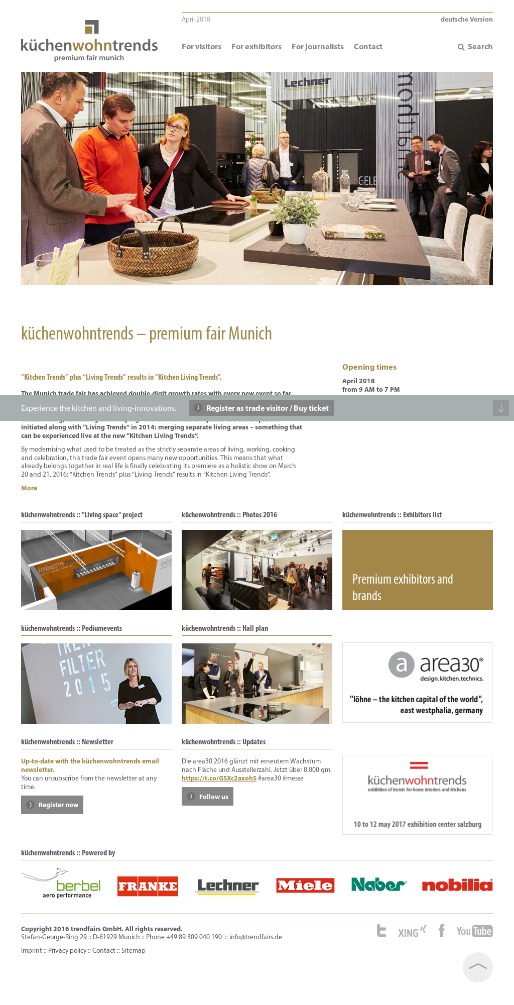 kuechentrends competitors revenue and employees owler company profile. Black Bedroom Furniture Sets. Home Design Ideas