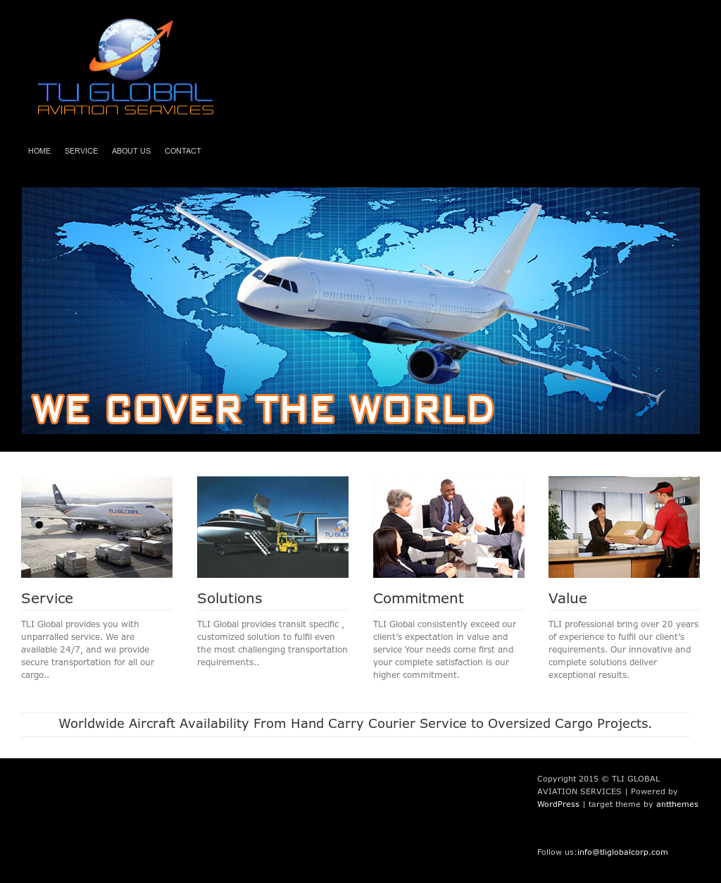Tli Global Aviation Services Competitors, Revenue and