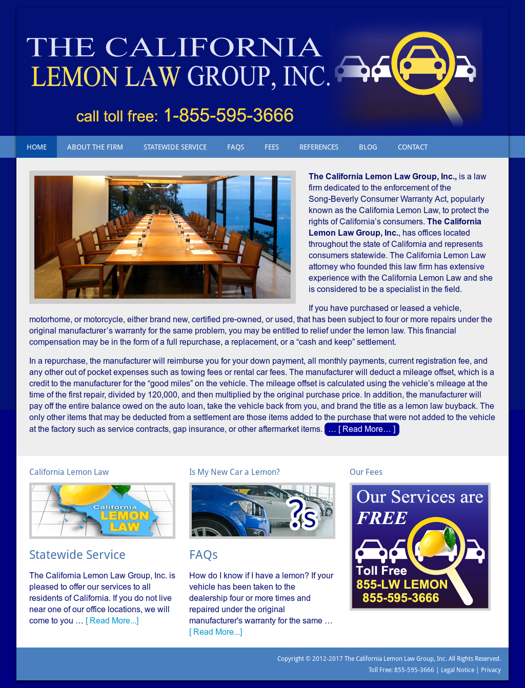 Lemon Law California >> The California Lemon Law Group Competitors Revenue And Employees