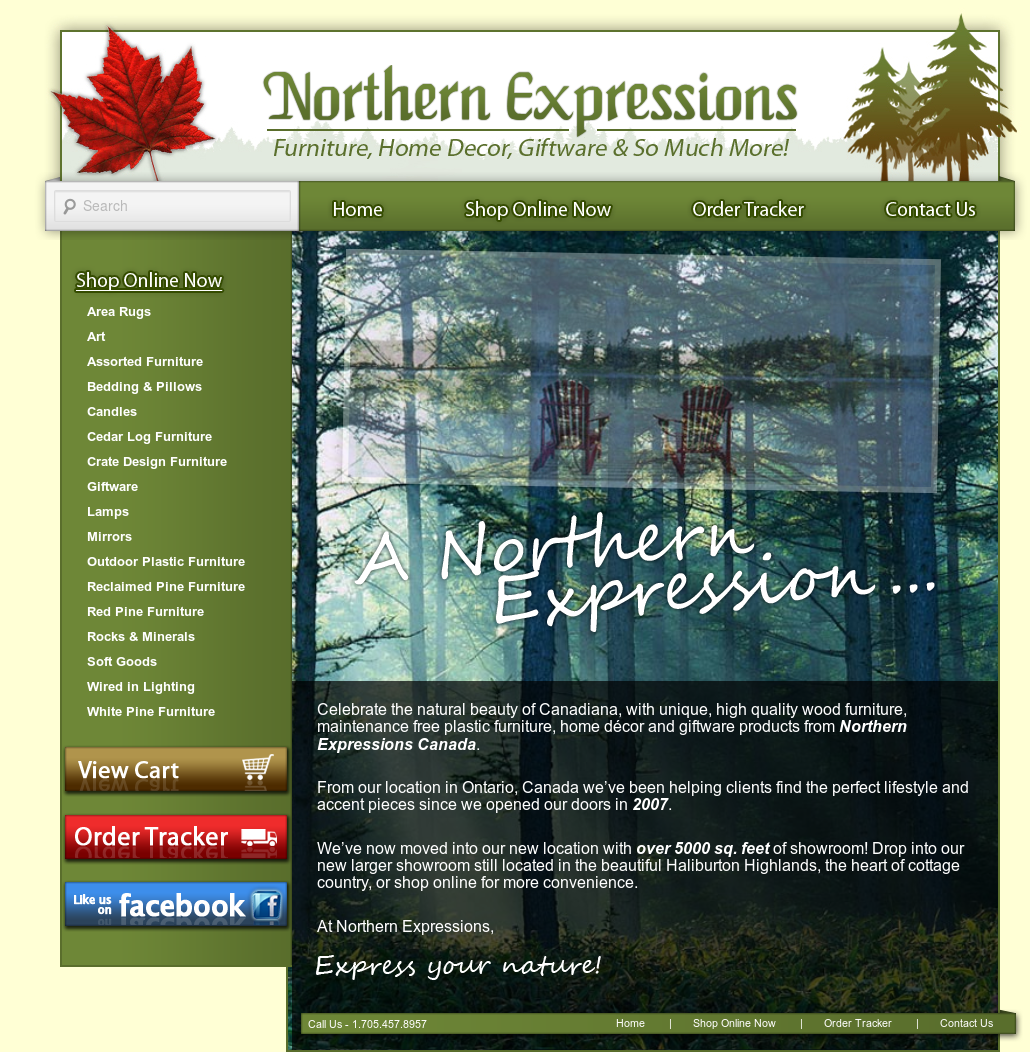 Northern Expressions Competitors, Revenue and Employees - Owler