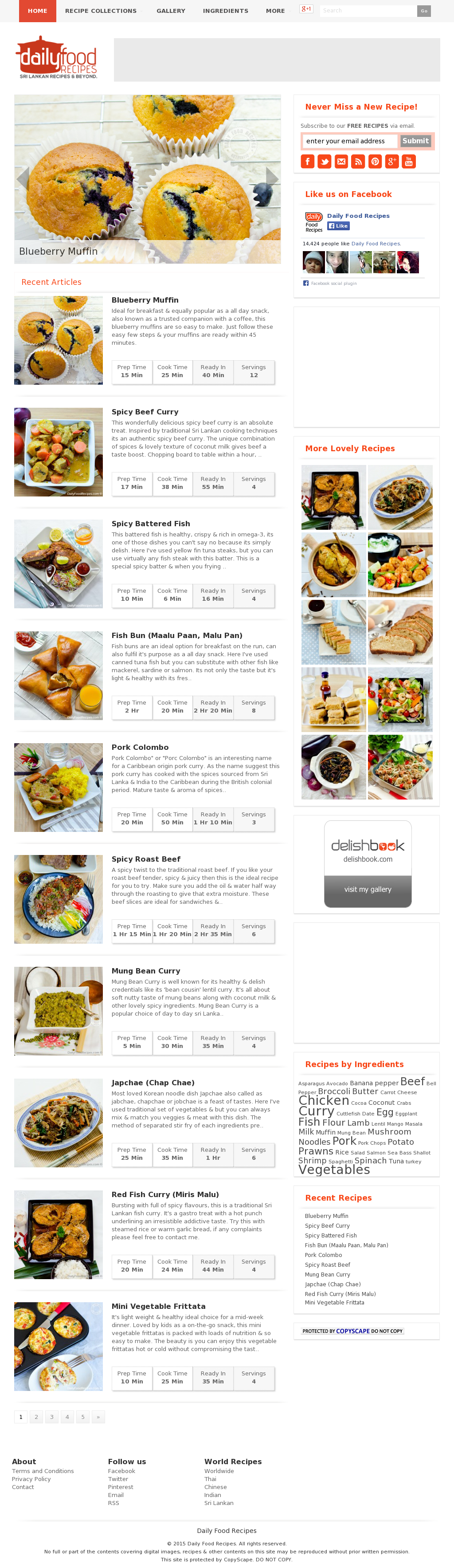 Daily food recipes competitors revenue and employees owler daily food recipes competitors revenue and employees owler company profile forumfinder Images