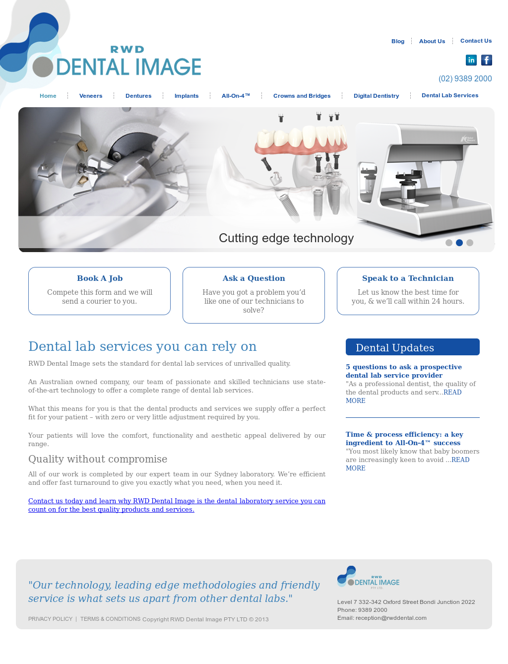 RWD Dental Image Competitors, Revenue and Employees - Owler