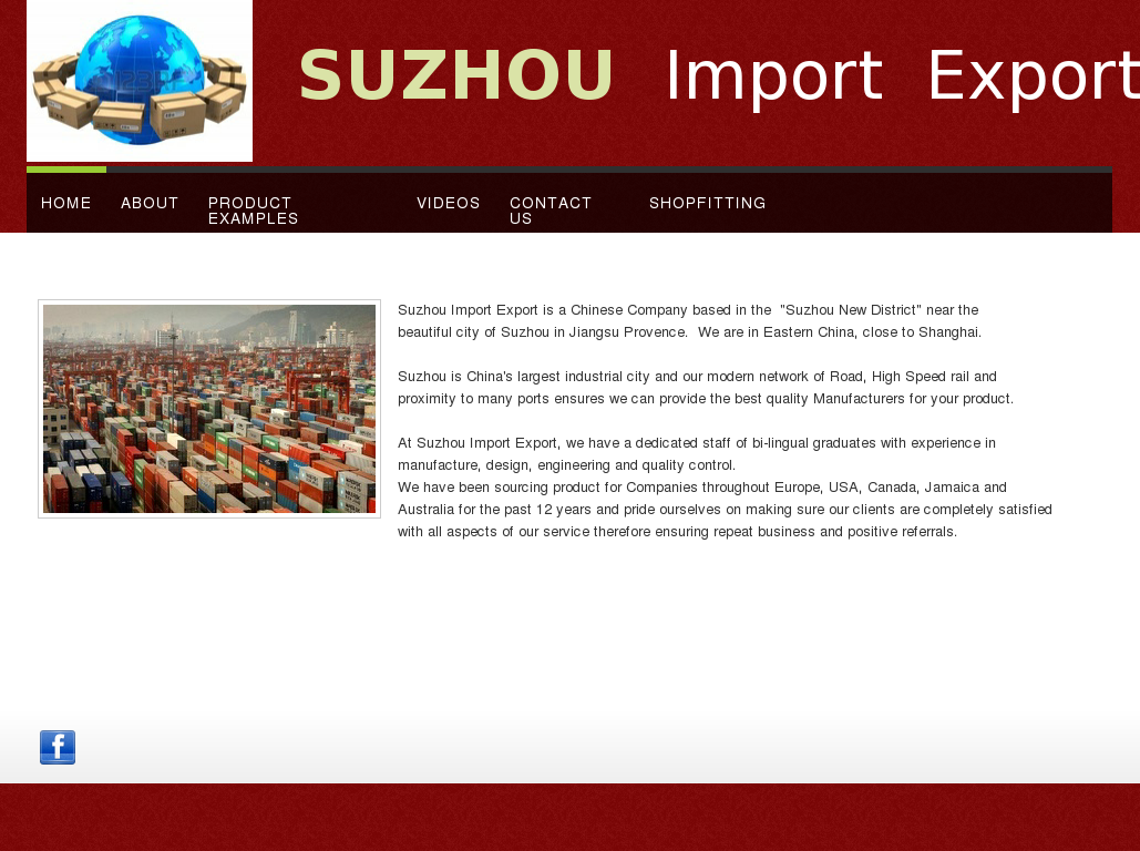 Suzhou Import Export Competitors, Revenue and Employees