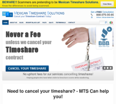 Mexican Timeshare Solutions (timeshare Cancellation) Company ...