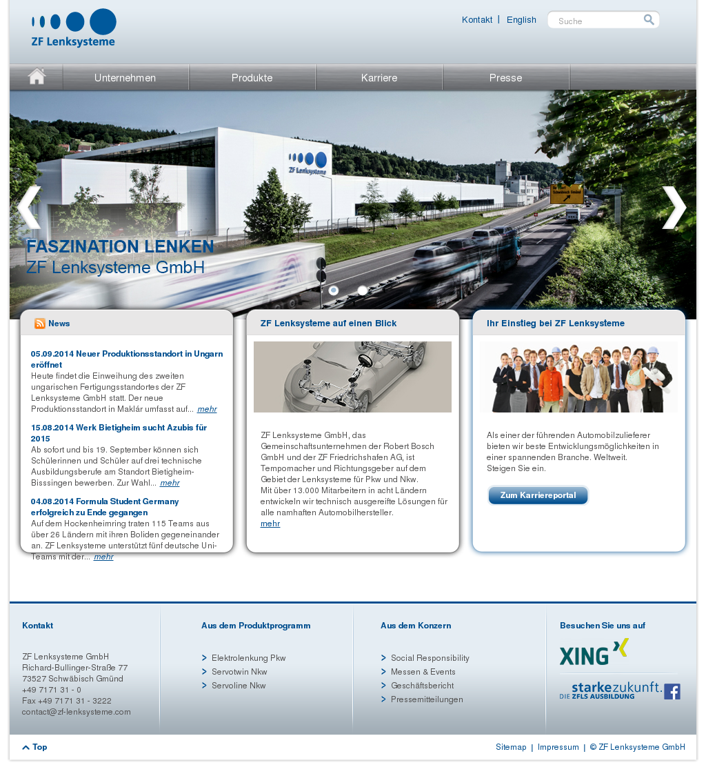ZF Lenkysyseme Competitors, Revenue and Employees - Owler Company Profile
