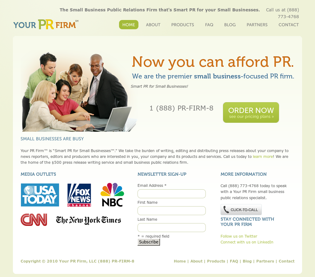 Your pr firm competitors revenue and employees company for Firm company