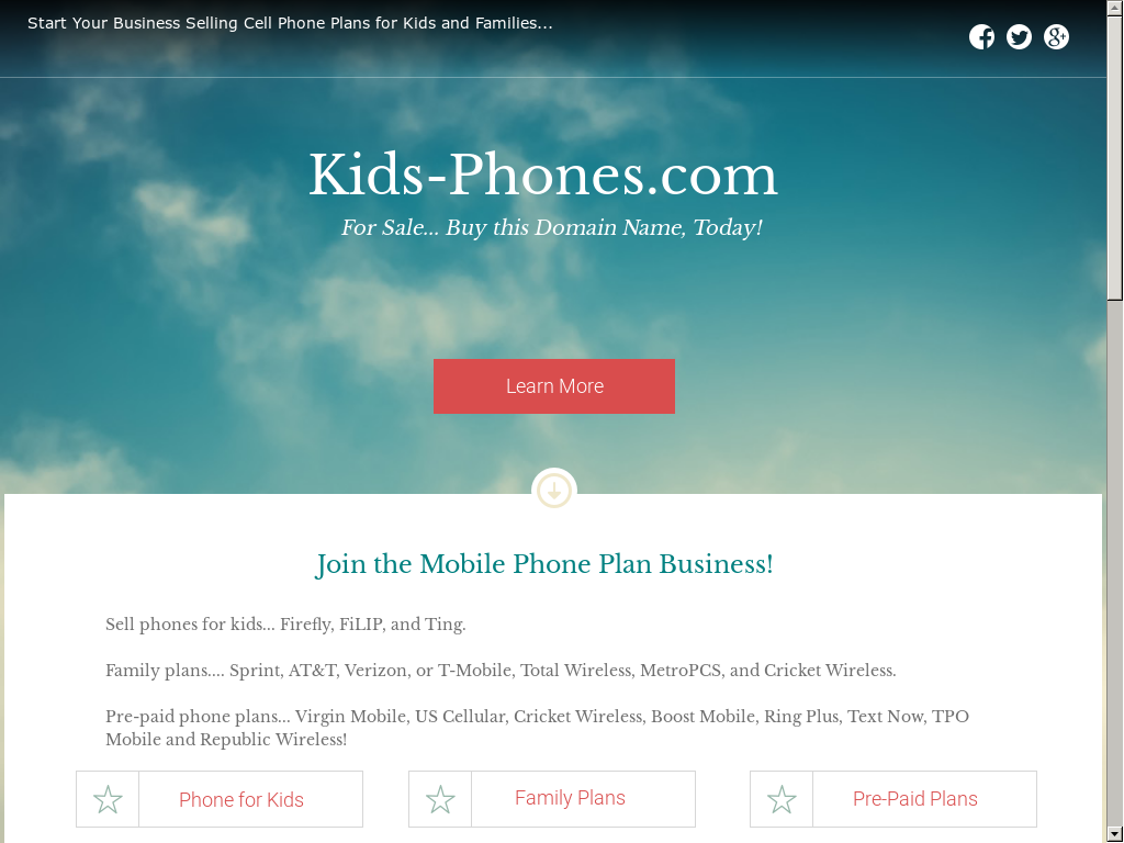 Kids Phones Competitors, Revenue and Employees - Owler