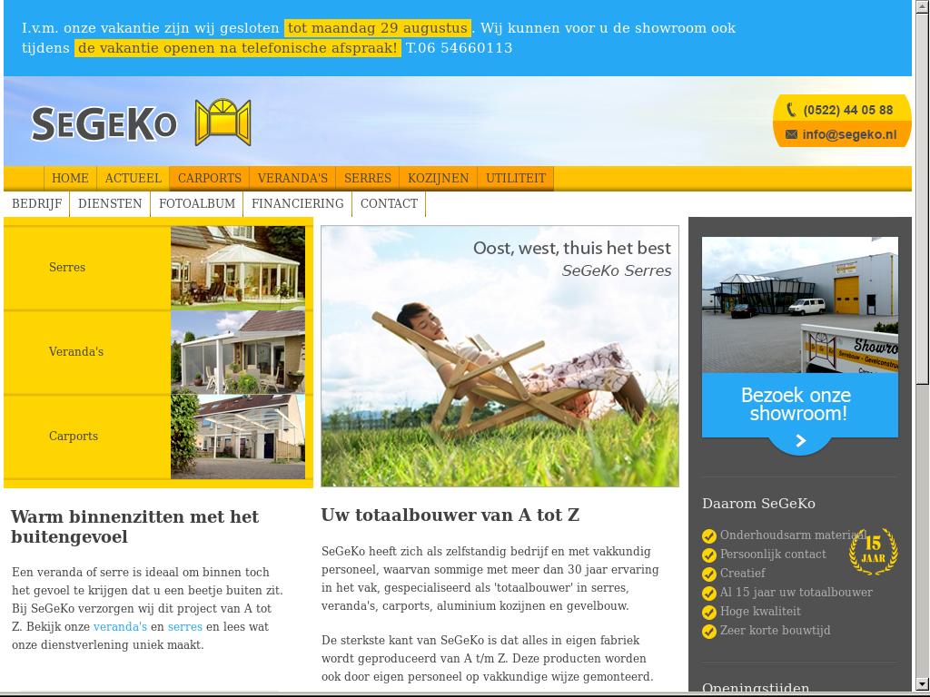 Segeko Competitors, Revenue and Employees - Owler Company Profile
