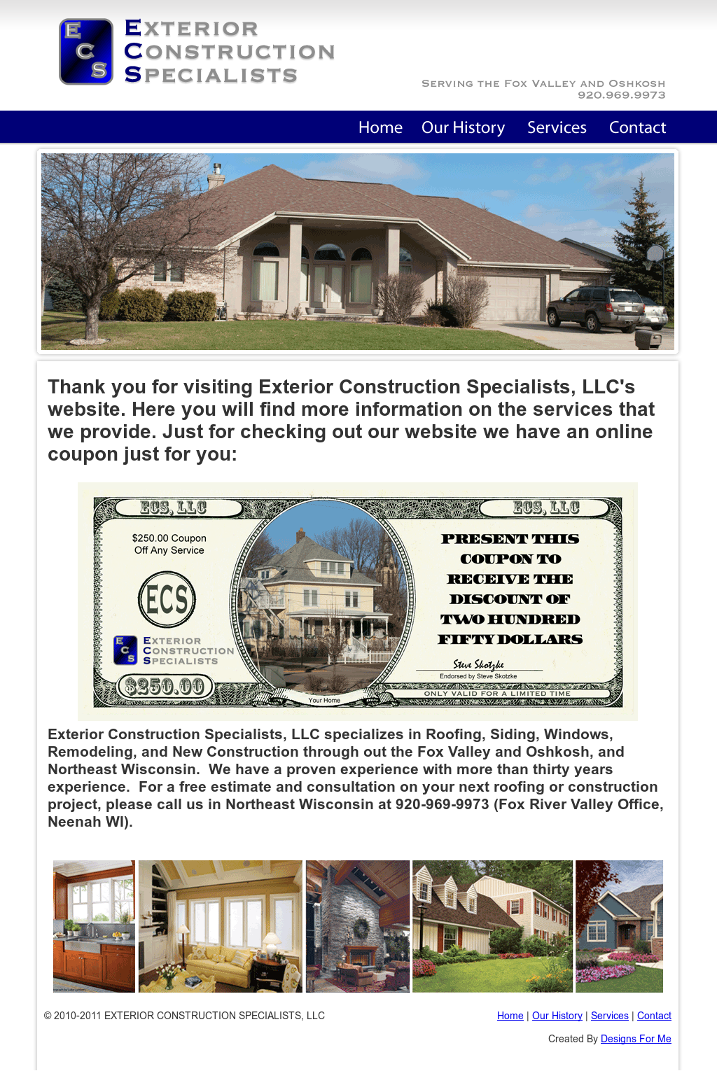 Exterior construction specialists competitors revenue and for Exterior design specialists