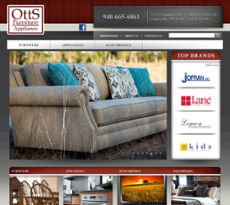 Otts Furniture U0026 Appliance Website History