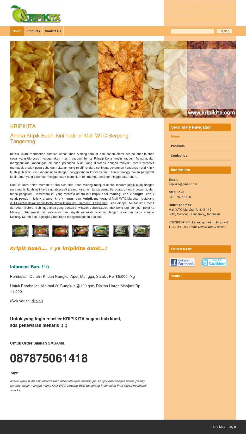 Kripik Buah Keripik Apel Nangka Salak Nanas Pisang Mangga Competitors Revenue And Employees Owler Company Profile
