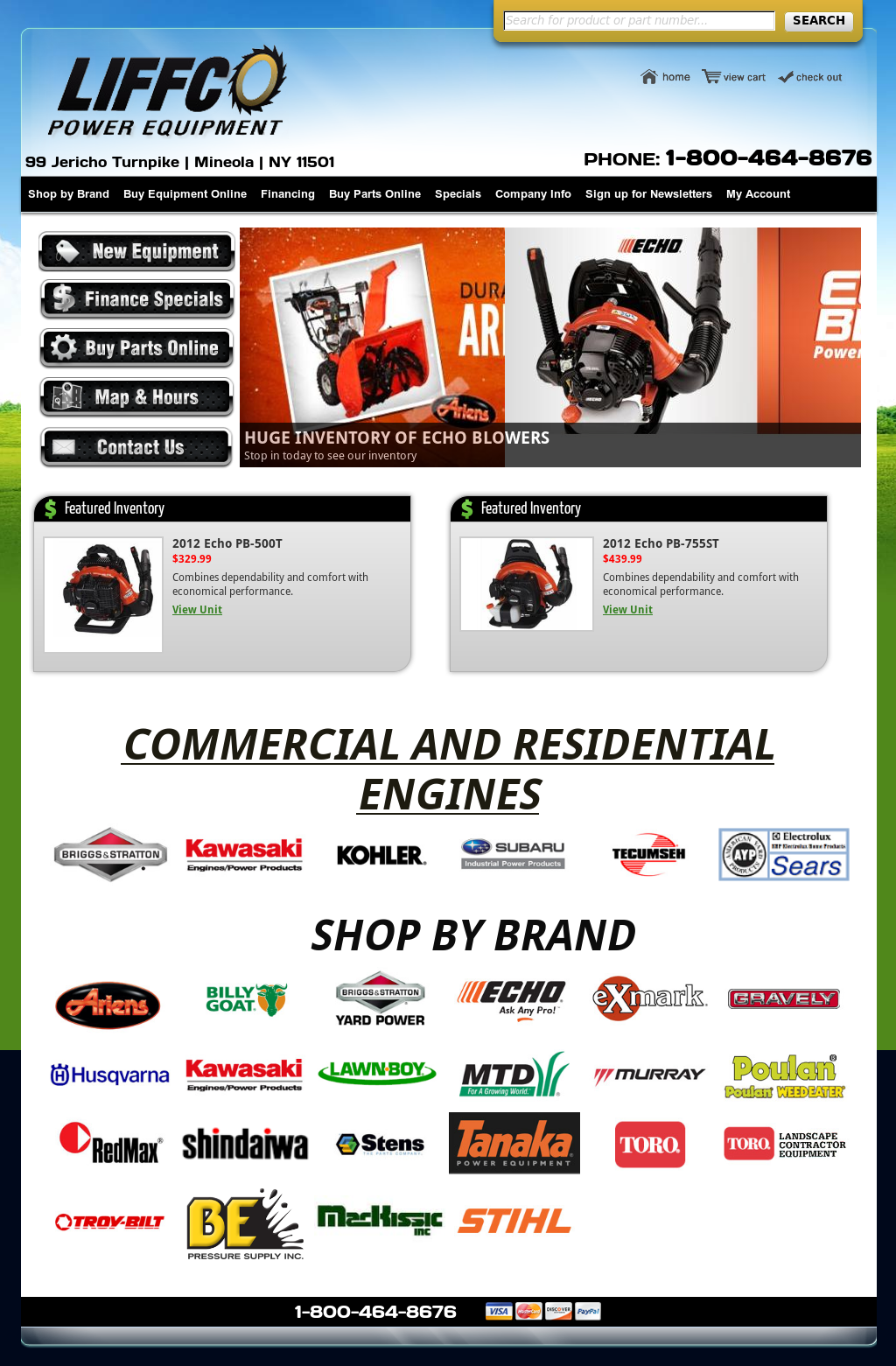 Liffco Power Equipment Competitors Revenue And Employees