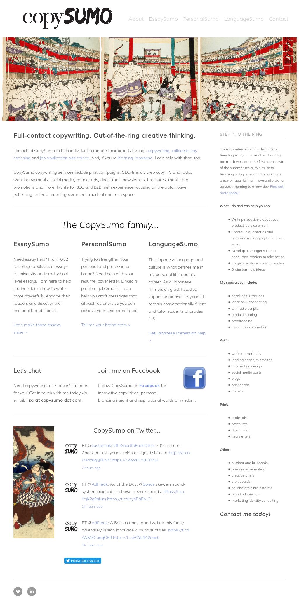 Copysumo Competitors, Revenue and Employees - Owler Company