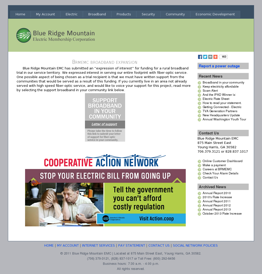 Blue Ridge Mountain Competitors, Revenue and Employees