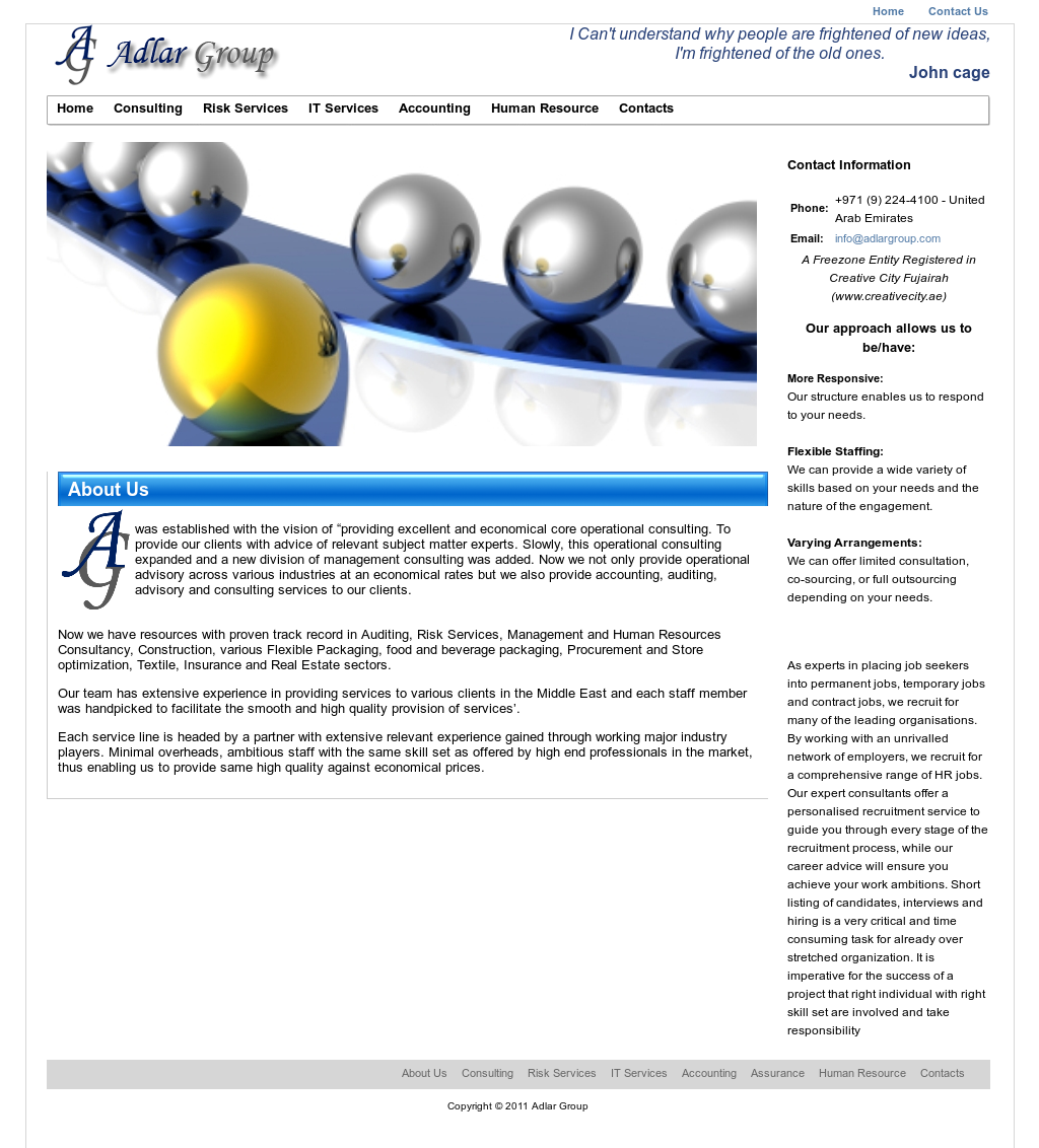 Adlar adlar group competitors, revenue and employees - owler