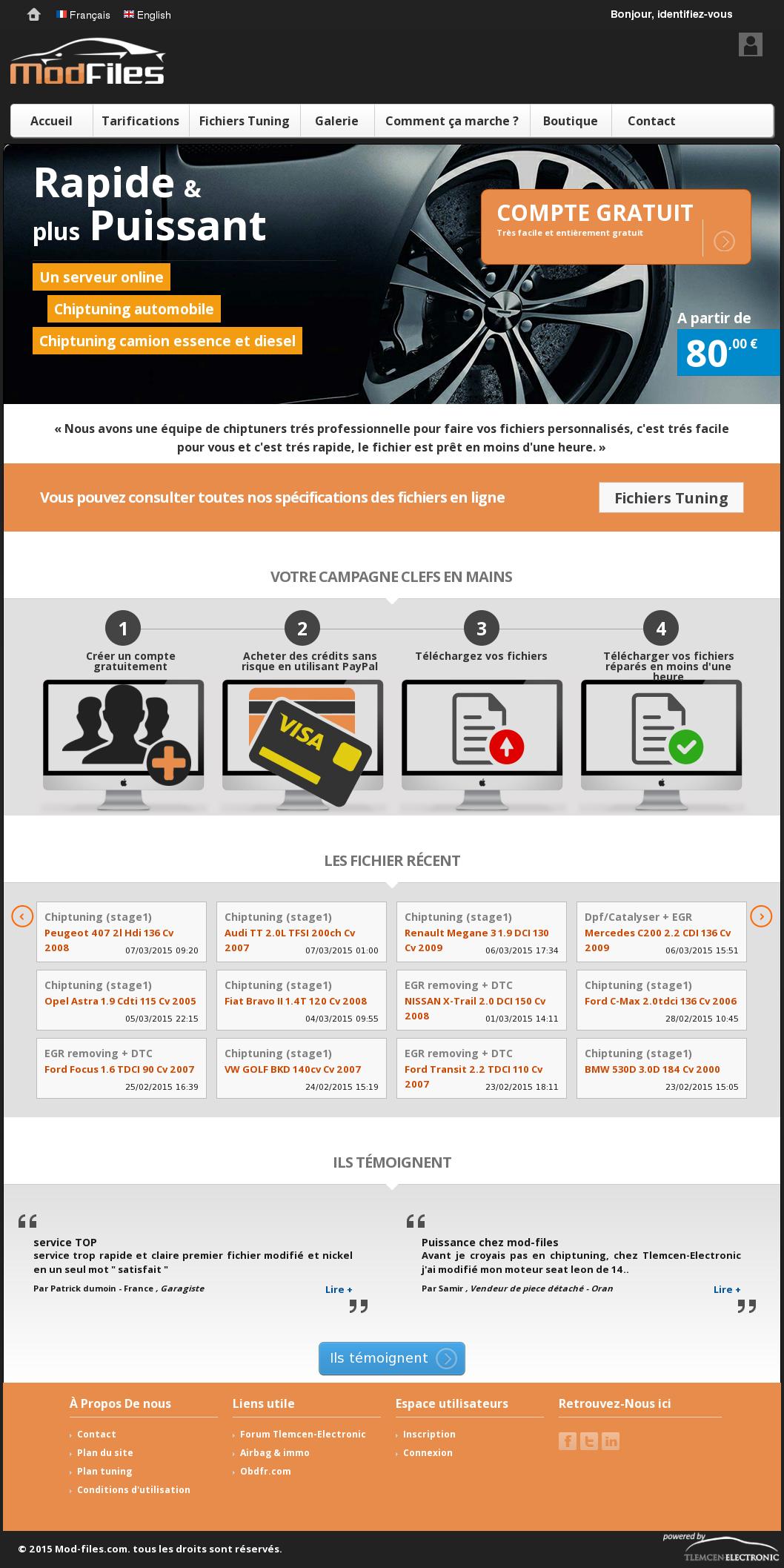 Tlemcen electronic petitors Revenue and Employees Owler