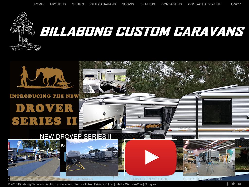 Billabong Caravans Competitors, Revenue and Employees - Owler