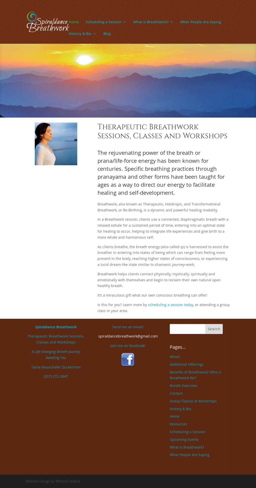 Spiraldance Breathwork Competitors, Revenue and Employees