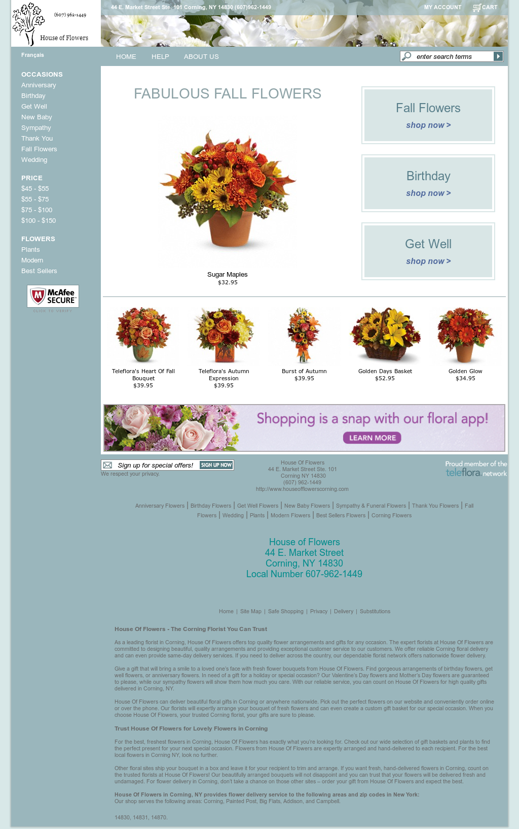 Houseofflowerscorning Competitors, Revenue and Employees - Owler Company Profile