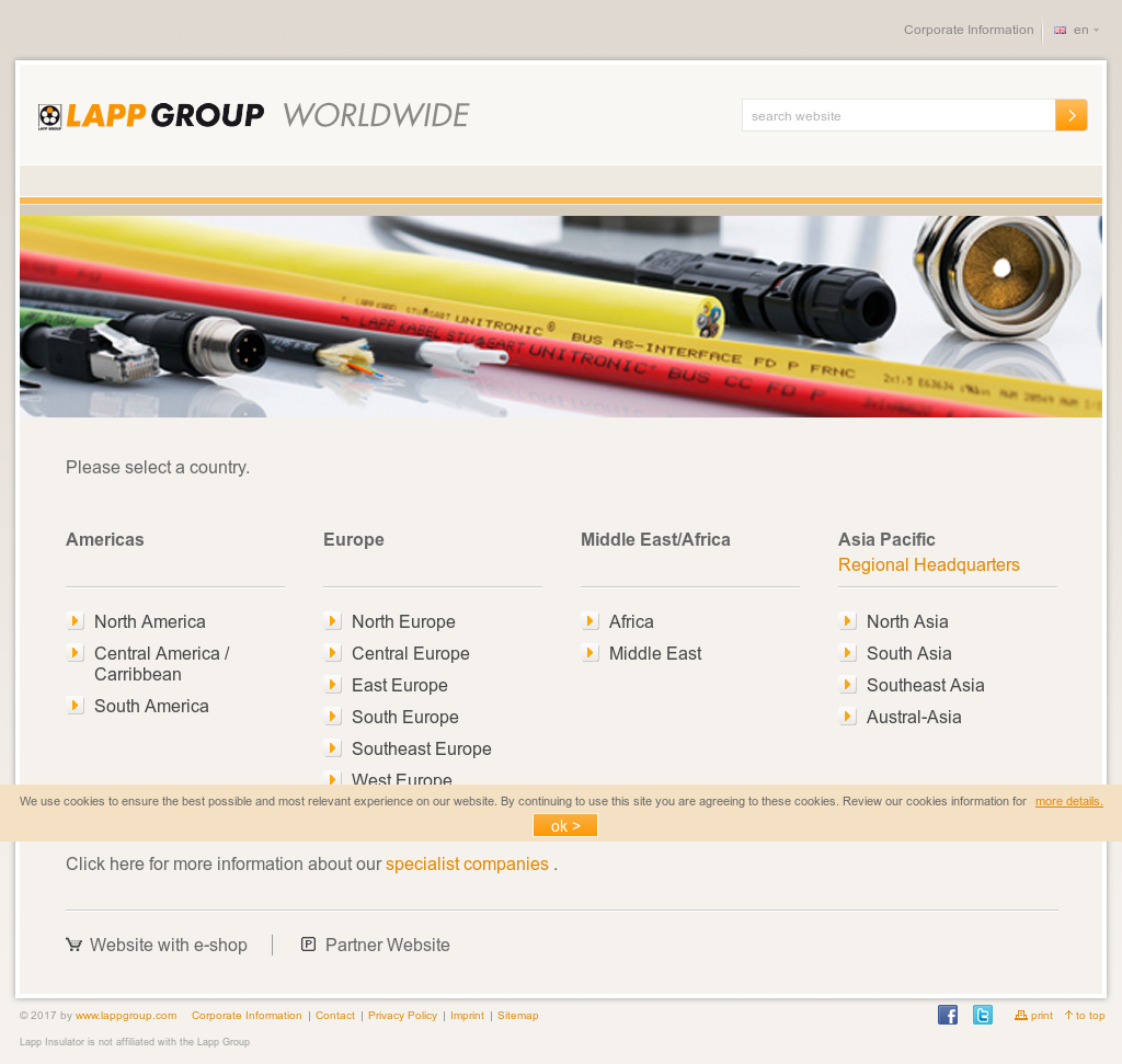 Lapp Group Competitors, Revenue and Employees - Owler Company Profile