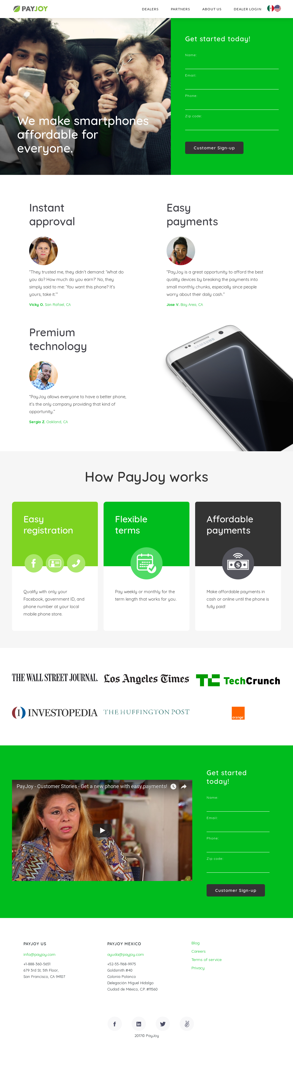 Payjoy Competitors, Revenue and Employees - Owler Company