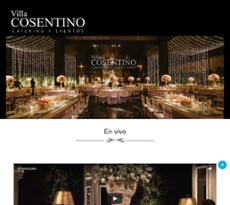 Villa Cosentino Compeors Revenue